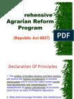 Comprehensive Agrarian Reform Program