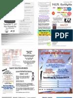 Sept 2011 MWR Spotlights Newsletter