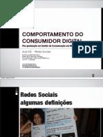 Comportamento de Consumo - Aula 5/6 - Redes Sociais
