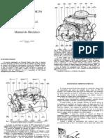 Manual Motor Opala