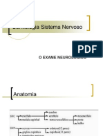 Semiologia Sistema Nervoso