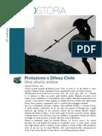 Protezione e Difesa Civile