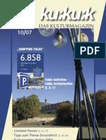 kukuk-Magazin, Ausgabe 10/2007