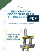 Medição por Coordenadas em Tridimensional