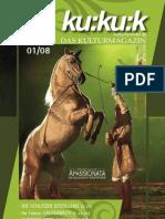 kukuk-Magazin, Ausgabe 01/2008