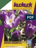 kukuk-Magazin, Ausgabe 03/2008