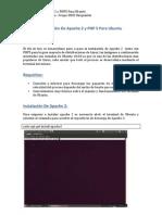 Instalacion de Apache 2 y PHP 5 Para Ubuntu 01-08-2011