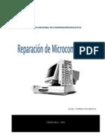 REPARACION DE MICROCOMPUTADORAS