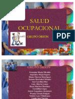 Salud ocupacional 1