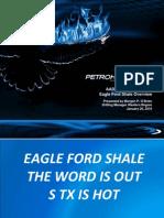 AADE Eagleford Shale Petrohawk