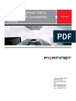 Fortinet Riverbed For Ti Verified v2