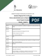 Agenda Santa Fe 4to Trayecto-1