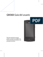 Manual Del Lg Gm360i