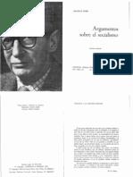 Argumentos Sobre El Socialismo 1966 Maurice Dobb