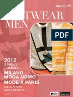 WFM Knitwear Men SS2012