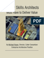 10 Key Skills Architects Must Have to Deliver Value