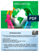 Globalizacion y Desarrollo Social