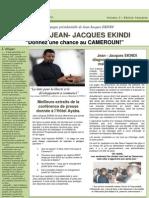 Le Changement Positif Est Possible Au Cameroun - Vol 3