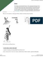 Belly Dance Patterns
