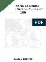 Calendário WC 180 2011-02