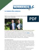 20110504 - Paris Normandie Rouen - Le médecin des médecins