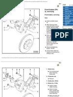 Audi C5 A6 Brake Systems