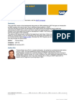 Develop ABAP