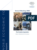 World Economic Forum Annual Meeting 2006