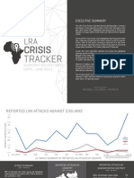 LRA Crisis Tracker Quarterly Security Brief [April -June 2011]
