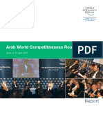 Arab World Competitiveness Roundtable 2007