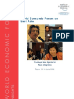 World Economic Forum on East Asia 2006