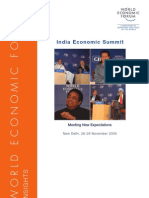India Economic Summit 2006