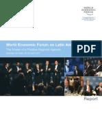 World Economic Forum on Latin America 2007
