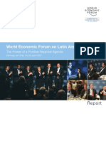 World Economic Forum on Latin America 2007