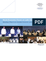 World Economic Forum on Latin America 2008