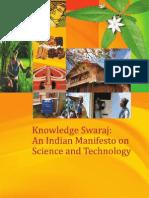 Knowledge Swaraj 2011