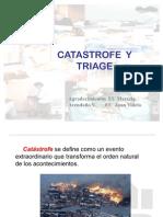 3 Catastrofes y Triage II UNIDAD