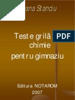 CULEGERE TESTE GRILA