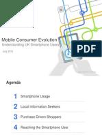 UK Mobile Consumer Evolution July 2011 Final