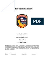 Gilman Fire Safety Summary