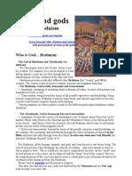 bogovi hinduizma
