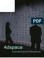 Architectural Design (AD) - 4dspace Interactive Architecture