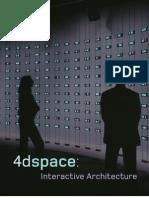 Architectural Design (AD) - 4dspace Interactive Architecture
