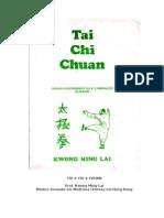 Ebook - Tai Chi Chuan - Terapia Psicossomática e Iluminacao Interior - DOC