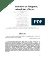 Nuevo Diccionario de Religiones y Sectas
