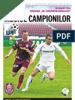 CFR 1907 Cluj vs Sportul Studențesc