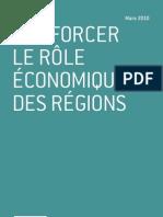 Renforcer le rôle économique des régions - Nicolas Bouzou
