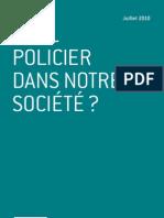 Quel policier dans notre société ? - Mathieu Zagrodzki