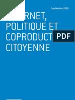 Internet, politique et coproduction citoyenne - Robin Berjon