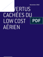 Les vertus cachées du low cost aérien - Emmanuel Combe